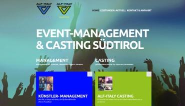 Casting und Vereinsmanagement Südtirol