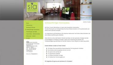 Sia - Schlüsselfertiger Innenausbau