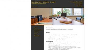 Sachsalber Girardi Huber