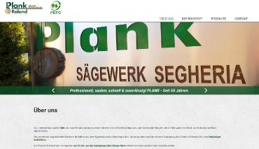 Sägewerk Plank