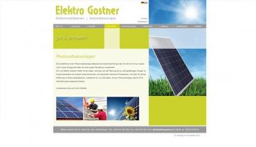 Elektro-Gostner