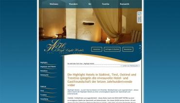 Highlight Hotels Südtirol