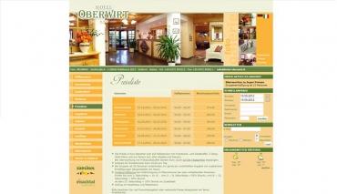 Hotel Oberwirt ***