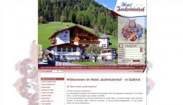 Hotel Jaufentalerhof ***
