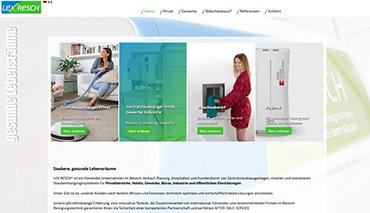 LexResch Staubsauganlagen