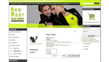 New Ware Online Shop
