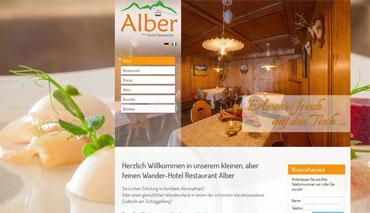 Hotel Restaurant Alber ***